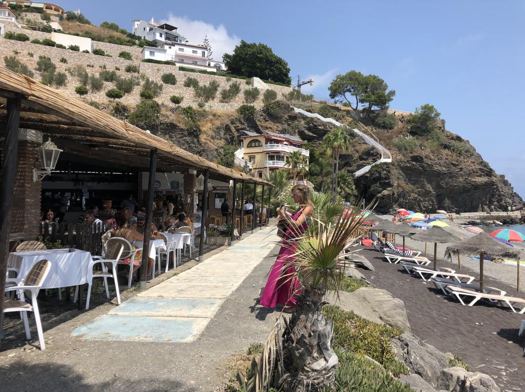 Casa Antonio, Playa de Cabria Almuñécar2
