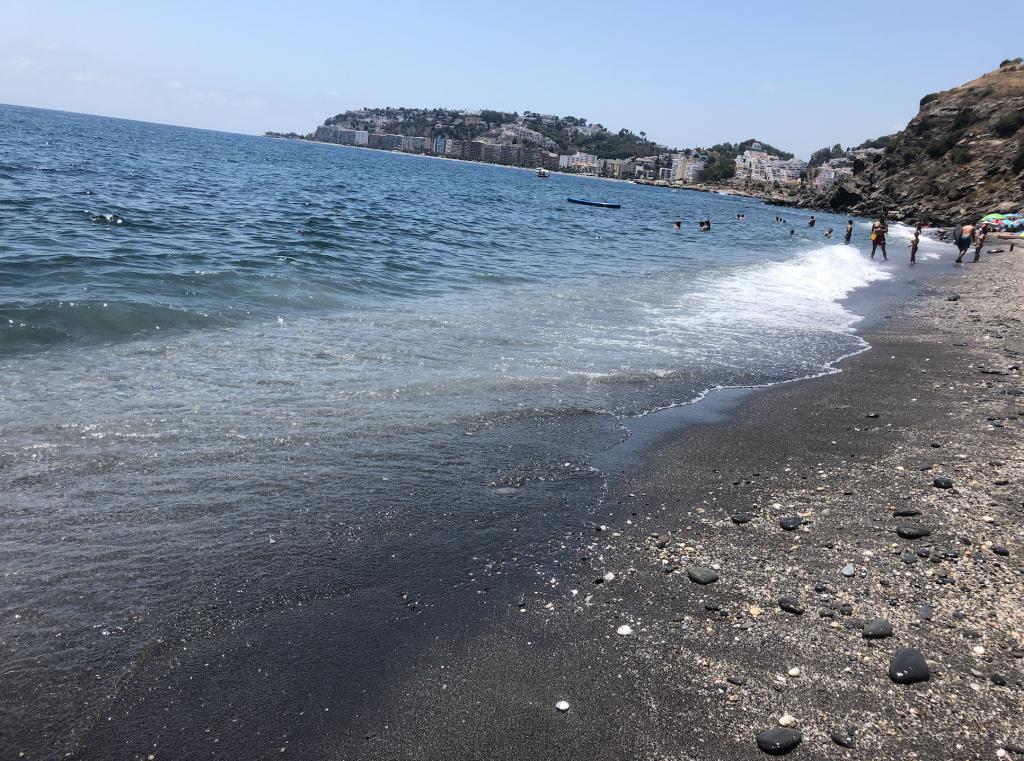 Playa de Cabria, Almuñécar